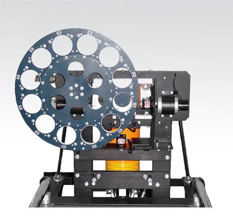 Автоматизация системы фильтрации рентгеновского излучени
