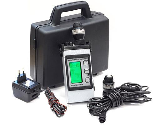 переносной Газоанализатор сероводорода Сигнал-022