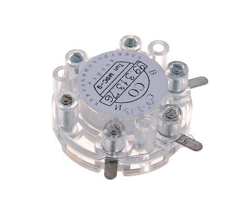 МФС-9, электрохимическая ячейка